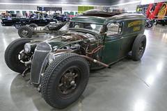 1933 Chevy ratTruck (bballchico) Tags: 1933 chevrolet rattruck ratrod garyfisher resurrectedrustgarage carshow portlandroadstershow