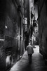 Lucca (www.streetphotography-berlin.com) Tags: street streetphotography streetlife man walk alone lucca tuscany italy city old town blackandwhite blackwhite monochrome fineart impressionist light