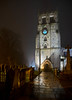 St Gregorys after dark - Bedale - M3