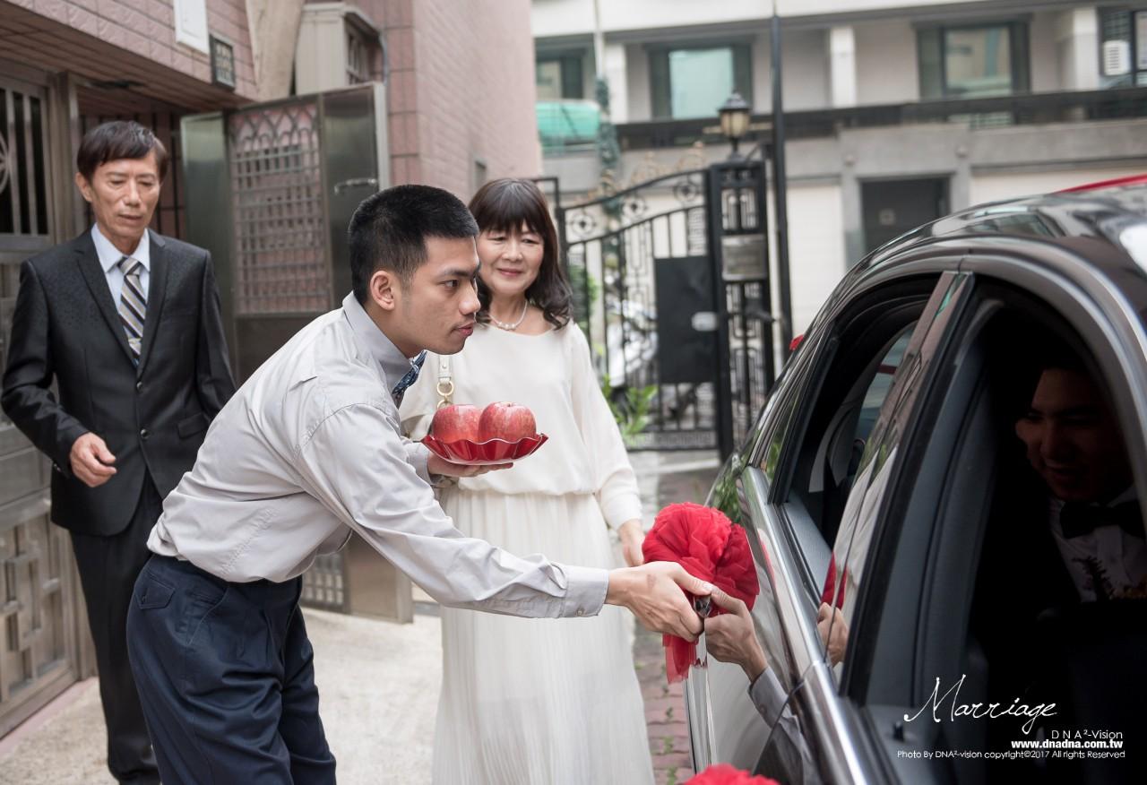 《婚禮攝影》darrell+mandy晶綺盛宴銀河廳婚攝-4