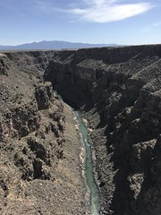 IMG_6464 (RubyWhatever) Tags: taos newmexico iphone gorge riograndegorge river riogrande