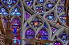 1274 Val de Loire en Août 2017 - Tours, la Cathédrale (paspog) Tags: tours valdeloire france cathédrale kathedral vitrail vitraux cathedral stainedglasswindow 2017