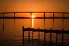 Sunset-Dock & Bridge 3-0 F LR 4-21-18 J537 (sunspotimages) Tags: sunsetssunrises sunrisesunset sunrise sunset bridge dock sunrisessunset sunsetsunrise sunsetandsunrise sunriseandsunset orange bay river patuxentriver