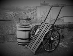 IMG_0077 (www.ilkkajukarainen.fi) Tags: stockholm sweden scandinavia travel traveling happy life blackandwhite mustavalkoinen monochrome visit tukholma ruotsi kärryt wheels