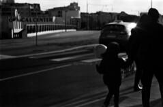 qu'un au revoir (hugobny) Tags: ilford pan 400 200iso argentique analogue analogique analog caffenol cl semistand strasbourg street pentax p30 helios 44m f2 58mm black white film