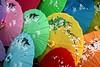 Chinese Sunshades (Heaven`s Gate (John)) Tags: beijing china sunshades umbrellas colour vivid johndalkin heavensgatejohn closeup sunshine vacation 10faves 25faves