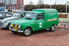 Renault 4F6 (R. Engelsman) Tags: renault 4f6 auto car vehicle oldtimer youngtimer klassieker classiccar automotive transport rotterdam 010 netherlands nederland nl rotterdamseklassiekers milieuzone mznee
