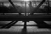 (jkiter) Tags: streetfotografie architektur brücke schatten mann person menschen lünen sw gegenlicht deutschland architecture bridge germany schwarzweis shadow bw backlight blackandwhite einfarbig frontlighting man monochrome people streetphotography