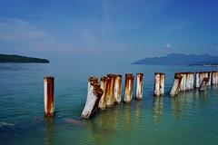 Langkawi - Pantai Cenang 3 (luco*) Tags: malaisie malaysia langkawi pantai cenang mer sea flickraward flickraward5 flickrawardgallery