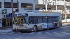 MTA Maryland 2016 New Flyer Xcelsior XD40 #16074 (MW Transit Photos) Tags: mta maryland new flyer xd40 xcelsior