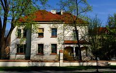 DSCF0203a_jnowak64 (jnowak64) Tags: poland polska malopolska cracow krakow krakoff architektura historia willa wiosna mik color