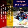 #Viernes13 no te #cases ni te embarques pero de la #aventura en #actopan no te escapes   Informes: ☎️OFICINA 01[229] 1508316 📲 WHATSAPP 2291476029 📬 EMAIL turismoenveracruz@gmail.com  🌎http://www.turismoenveracruz. (Turismo En Veracruz) Tags: vacaciones aventura viernes13 hospedaje actopan turismo rafting cases