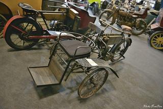 1905 Tricar Bruneau promeneur