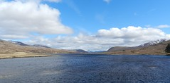 Loch Droma, Highlands of Scotland, April 2018 (allanmaciver) Tags: loch droma higlands scotland clouds weather april warm wind cold breezy stand admire reflections allanmaciver