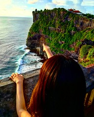 Uluwatu cliff (penny5664) Tags: bali balitravelguide exploretheworld