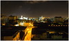 Night in La Habana (kurtwolf303) Tags: 2015 cuba lahabana night city kuba stadtansicht karibik caribbean nachtaufnahme sky gebäude buildings olympusem5 microfourthirds micro43 systemcamera mirrorlesscamera mft kurtwolf303