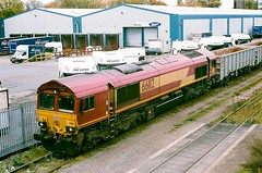 66112 (Bill  M) Tags: copyrightbillmartin2018 film england trains train 66112 welwyngardencity diesel copyright bill martin olympusom10 db hertfordshire places transport copyrightbillmartin