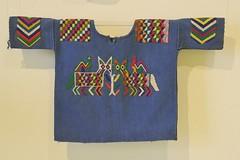 Maya Shirt Camisa Chajul Guatemala (Teyacapan) Tags: camisa shirt maya chajul guatemala museo animals textiles