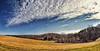 8R9A0128-31Ptzl1scTBbLGER2 (ultravivid imaging) Tags: ultravividimaging ultra vivid imaging ultravivid colorful canon canon5dm3 clouds farm fields evening winter pennsylvania pa panoramic landscape sky scenic rural vista trees lateafternoon