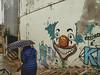 LISBOA (felixgracia57) Tags: portugal lisboa lluvia grafiti arteurbano edificios joker paraguas mofa laalfama