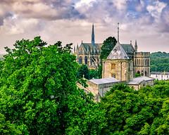 Arundel (Kevin R Thornton) Tags: arundelcathedral d90 arundel sussex nikon cathedral uk landscape england unitedkingdom gb