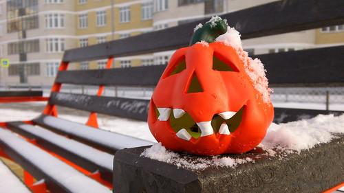 Happy Halloween ©  Alexander Yampolsky
