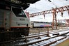 Jersey Devils (BravoDelta1999) Tags: newjerseytransit njtransit njt railroad delawarelackawannaandwestern dlw railway lackawanna hoboken terminal station newjersey alstom pl42ac 4000 bombardier alp45dp 4532 alp46a