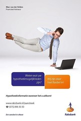 Campaign Rabobank (Florens van der Put) Tags: flexible pose trickphotography bank laptop business corporate campaign advertisement mortgage canon studiopohotography elinchrom
