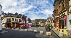 Kobern-Gondorf an der Mosel (Michael P....) Tags: koberngondorf mosel marktplatz fachwerk fachwerkhaus untermosel michael pabst