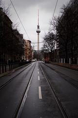 Oranienburger Sraße, Berlin (nickcoates74) Tags: a6300 berlin germany ilce6300 march sony deutschland mitte oranienburgerstrasse fernsehturm sigma 30mmf28dn 30mm