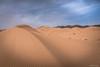 MERZOUGA (_Pablete_) Tags: dunes sand morocco merzouga sky nature desert