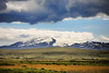 Eyjafjallajökull (wyojones) Tags: iceland eyjafjallajökull glacier icecapped volcano farmland hvolsvöllur southiceland englishislandmountainglacier eruptions disruptedairplaneflights europe icecap caldera holocene explosive intermediatetosiliciceruptions tephra basalticflow intermediatelavaflows jökulhlaups