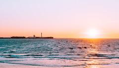 La Caleta (nachh27) Tags: cadiz la caleta panasonic gx80 sun beach