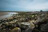 On the rocks (pauldgooch) Tags: sand england port kent fujifilm thanet beach maritime uk xt2 pegwellbay seascape ramsgate sea coast harbour seaside cliffsend unitedkingdom gb