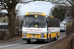TKC 833T Shuttle Coaches AEC Reliance with Plaxton body by John Young2 (Copy) (focus- transport) Tags: kirkby stephen brough easter rally 2018 bournemouth corporation stainton coaches west yorkshire pte blackpool transport riding ridings travel standerwick haslingden express cleveland transit western scottish glasgow exeter shuttle kelvin central buses leyland titan pd3 weymann tiger plaxton olympian roe atlantean east lancs royal doyen aec regal regent reliance beadle ps1 burlingham swift marshall dennis dart slf bristol vr eastern coachworks northern counties leopard alexander guy arab iv massey mcw metrobus nbc ribble