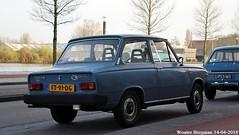 Volvo 66 DL 1980 (XBXG) Tags: ft91dg volvo 66 dl 1980 volvo66 daf variomatic spaarne spaarndamseweg haarlem nederland holland netherlands paysbas dafje vintage old dutch classic car auto automobile voiture ancienne hollandaise néerlandaise nederlands vehicle outdoor