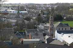 Photo of General view of Strathaven from the War Memorial hill