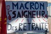 Manif des retraités à Foix (Ariège) (PierreG_09) Tags: foix ariège pyrénées manif manifestation action syndicat retraité salarié csg protestation occitanie