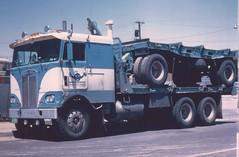 Kenworth Truck and Trailer: Navajo Pine #T-74 (PAcarhauler) Tags: kenworth kw semi tractor truck trailer coe cabover
