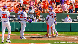 Clemson vs NC State - Game 3 Photos