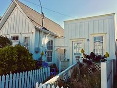 Modest Duplex (tmvissers) Tags: duplex cottage street 19th peninsula county monterey california pacificgrove