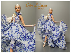 Erin Salston in Metamorphosis (RockWan FR) Tags: '24k' metamorphosis erinsalston nuface fashionroyalty integritytoys fashiondoll