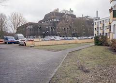 Berlin, Germany. (wojszyca) Tags: fuji fujica gsw680iii 6x8 120 mediumformat fujinon sw 65mm gossen lunaprosbc rollei digibase cn200 epson v800 city urban architecture brutalism berlin