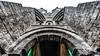 Gent tower (MAICN) Tags: 2018 castle altstadt building burg architektur gent tor turm tower eingang widedoorway architecture