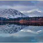 Loch Tulla Reflection thumbnail