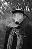 (ryountphotography) Tags: portraits people couples smoke blackandwhite gasmasks skimasks men women strong michaelschallenge