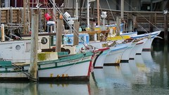 San Francisco (Larry Myhre) Tags: montereyclipper fishingboats fishermanswharf sanfrancisco california historic
