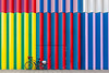 Bike and Stripes (suzanne~) Tags: ebike einkaufszentrum lonebicycle mira münchen nordheide victoria munich germany mirashoppingmall