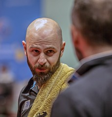 Недоверие. (Sergey Klyucharev) Tags: настольныйтеннис пингпонг спорт tabletennis pingpong sport