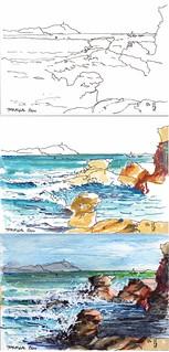 Terrigal Beach Rock Pool